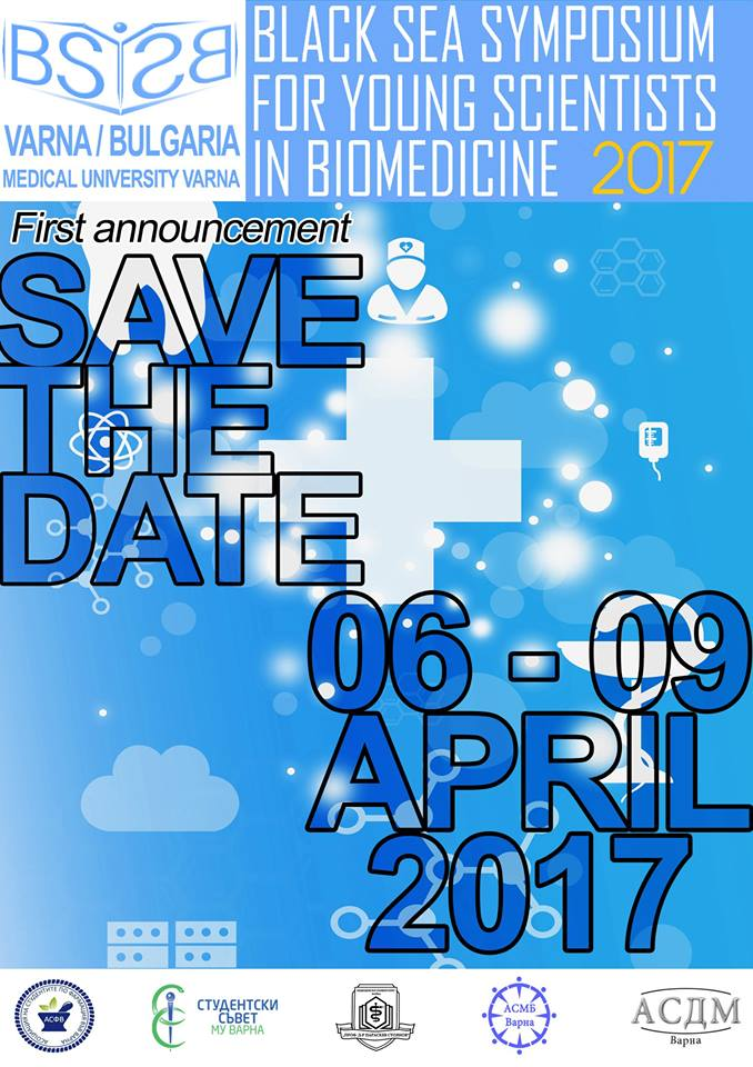 Black Sea Symposium for Young Scientists in Biomedicine 2017