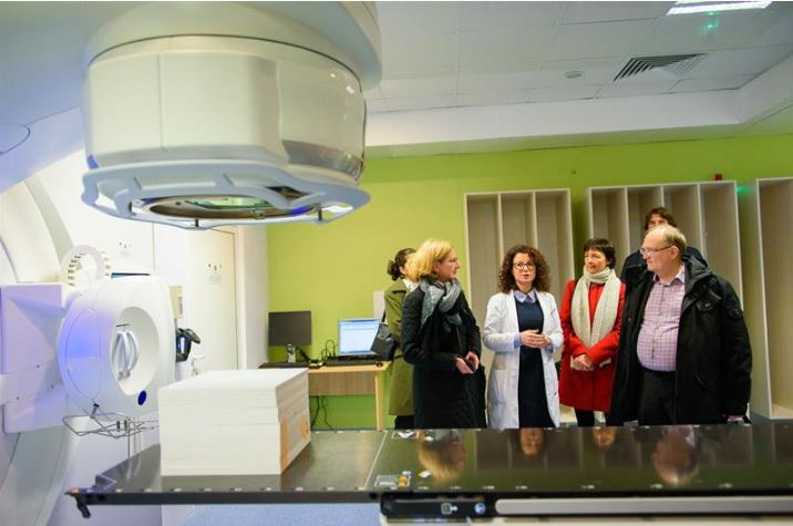 St. Marina University Hospital Will Join a European Programme for Treatment of Children with Hodgkin's Disease