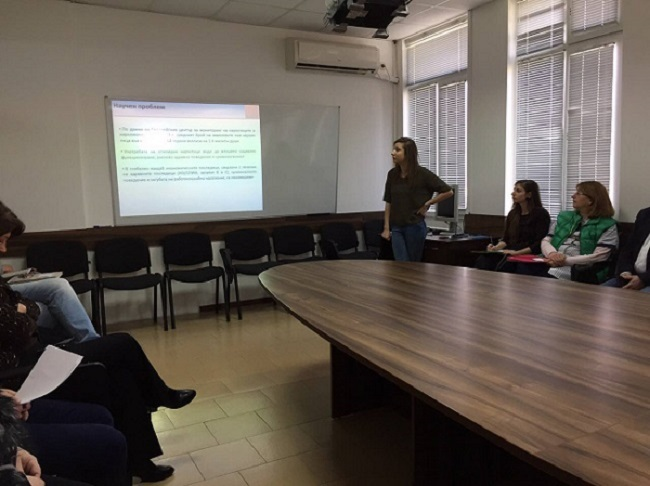 Sixth – Year Student from MU-Varna Developed a Draft of a Scientific Thesis, Allowing for Earlier Acquisition of a PhD Degree