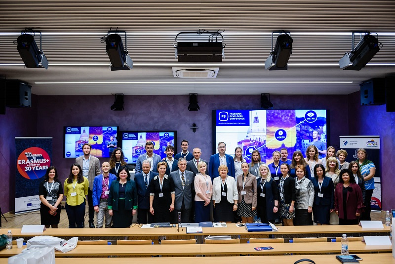 Eight countries participated in the second MU – Varna International Partnerships Forum