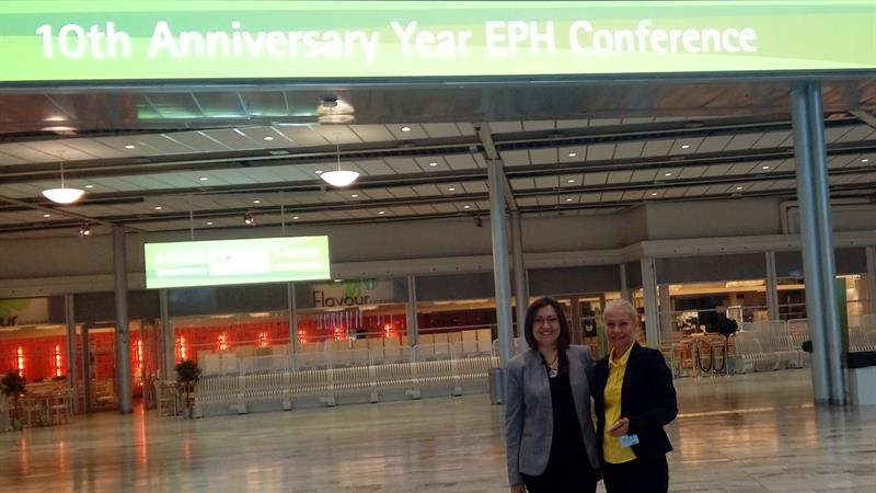 Representatives of the Faculty of Public Health Took Part in the 10th European Public Health Conference