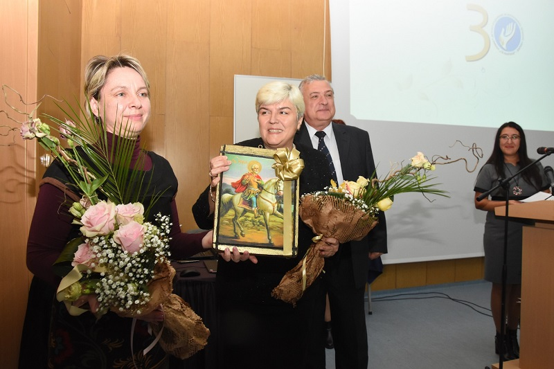 """The Children's Intensive Care Unit at University Hospital """"St. Marina"""" – Varna Celebrated Its 30th Anniversary"""