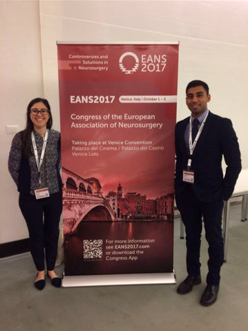 Medical Students Presented MU-Varna at the European Congress on Neurosurgery