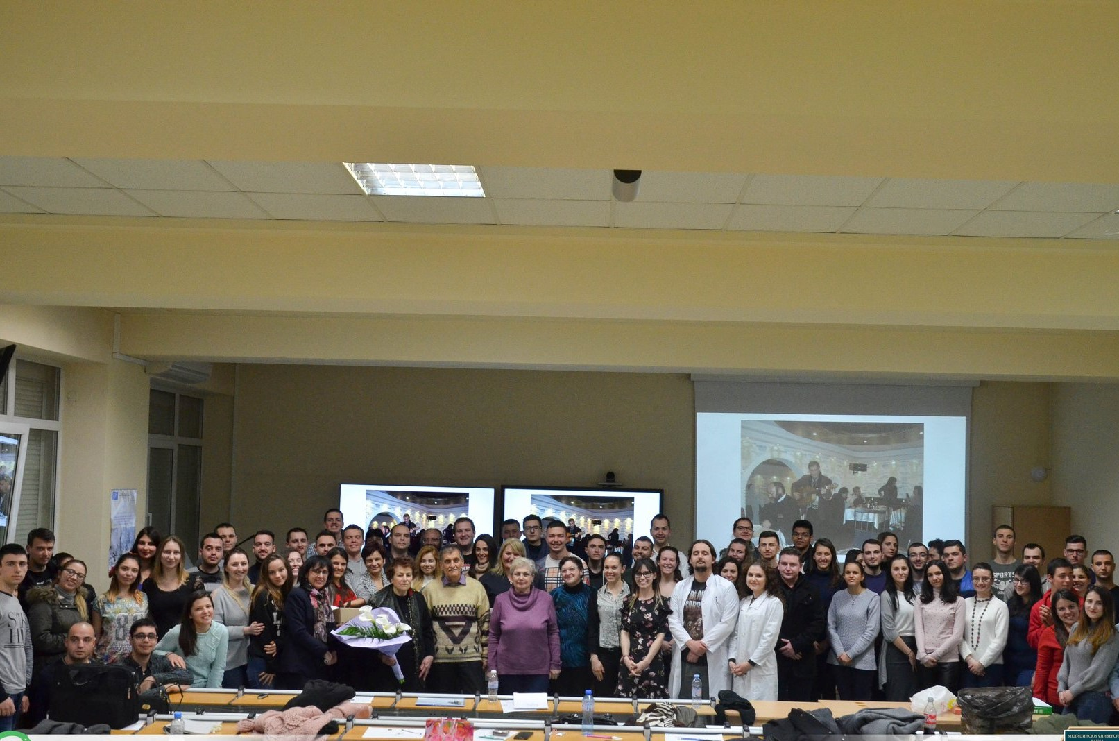 """Evening of Pathophysiology"" Gathered Friends and Guests at MU – Varna"