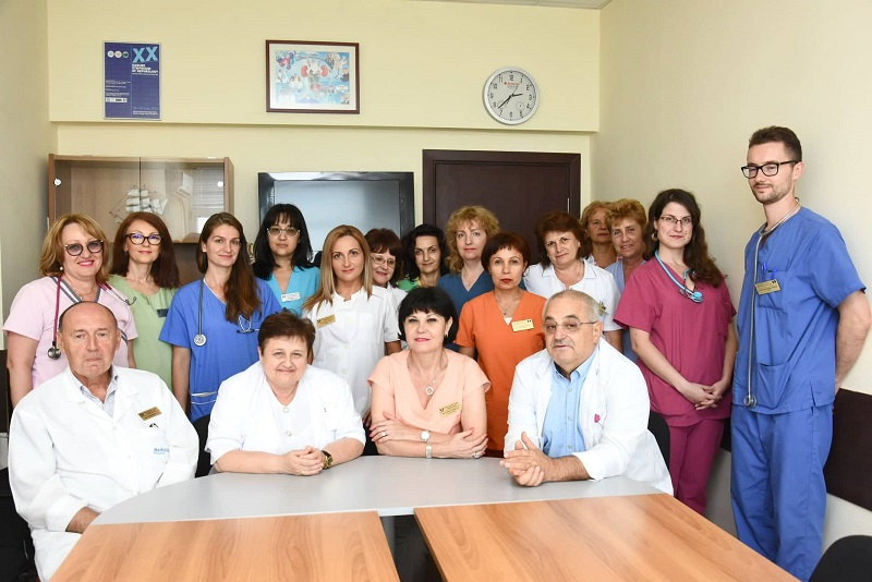 "The Clinic of Nephrology and Dialysis at University Hospital ""St. Marina"" – Varna Accepts Patients from All Over the World"