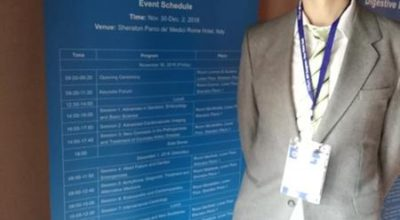 """Medical Doctor from """"St. Marina"""" Participated at the 10th Annual International Congress of Cardiology in Rome"""