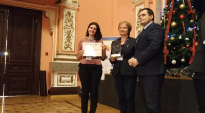 """MU – Varna was awarded the Token for Quality for its work within """"Erasmus+"""" Programme"""