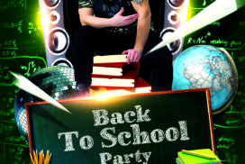 Back 2 School Party 2019
