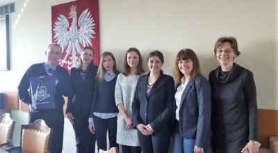 A team from the MU-Varna discussed the opportunities for mobility with a partner university in Krakow